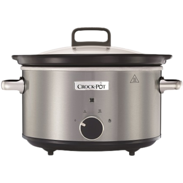 Crock-Pot Slow cooker Stainless Steel CSC028X-DIM, 210 W, 3.5 l, inox