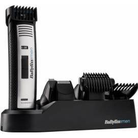Aparat de barbierit BaByliss Multi-Trimmer 10 in 1 Style Edition E836PE, negru