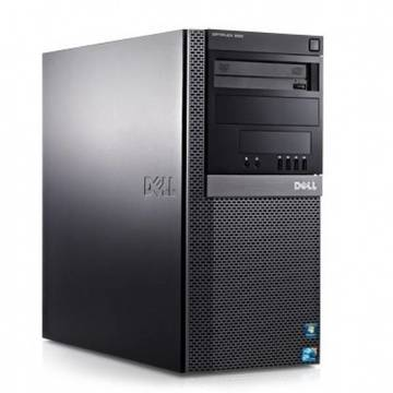Dell 960 Core 2 Duo  8400 3.0Ghz 4GB DDR2 160GB Sata DVDRW Tower Soft Preinstalat Windows 10 Home
