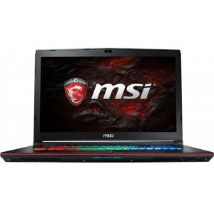 Notebook MSI GE72VR 17.3'', FHD, i7-6700HQ, 8GB, 1TB+128SSD, GTX1060, 3GB, DVDSM, Win10