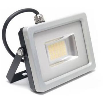 REFLECTOR LED SMD 20W 6000K IP65 GRI/NEGRU