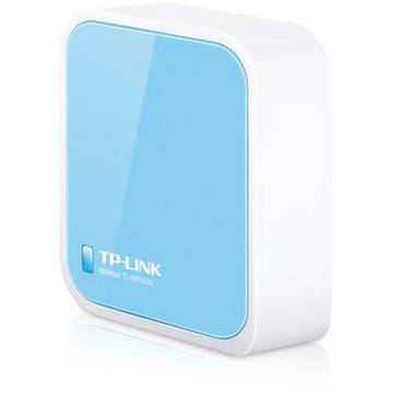 NANO ROUTER WIRELESS TP-LINK TL-WR702N 150MBP