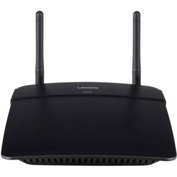 Linksys Router Wireless E1700-EK, N  300 Mbps, 4 x 10/100/1000 Mbps