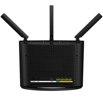 Tenda Router wireless AC15,  AC 1900Mbps Dual-Band, Gigabit, 3 antene