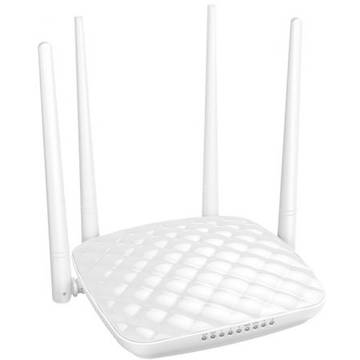 Tenda Router 3 Port-uri Wireless N 300Mbps. High Power, 4 antene, FH456