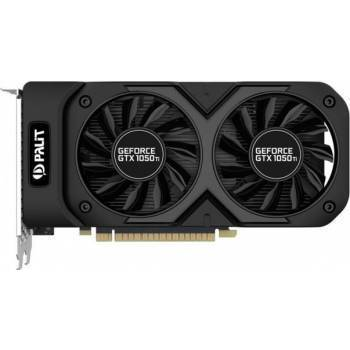Placa video Palit , VGA, GTX1050Ti, 4GB, Dual OC, GDDR5, 128bit