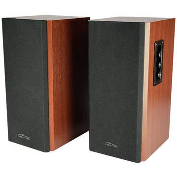 MEDIATECH AUDIENCE HQ MT3143 is a set of two-way stereo speakers with 40W RMS output power