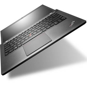 Lenovo ThinPad T440p Intel Core i5-4210M 2.6GHz 8GB DDR3 500GB HDD 14 inch HD+ Cititor de Amprente Bluetooth Windows 7 Pro / Windows 10 Pro