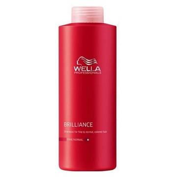 Wella Brilliance for Coarse Hair Salon Size