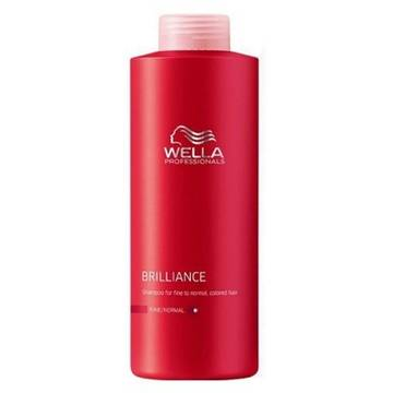 Wella Brilliance for Fine Hair Salon Size