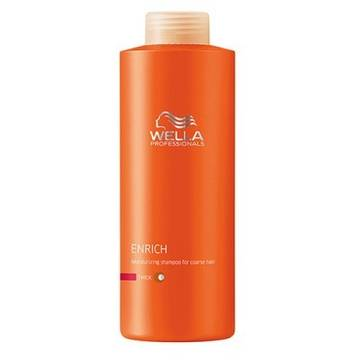 Wella Enrich for Coarse Hair Salon Size
