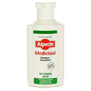 Alpecin Medicinal Shampoo Concentrate 200ml