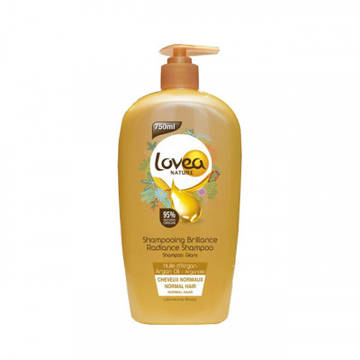 Lovea Brilliance With Argan Oil 750ml