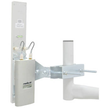 Ubiquiti Rocket M5 5GHz Hi-Power 2x2 MIMO AirMax TDMA BaseStation, 27dBm