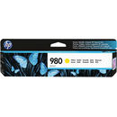 HP Toner 980, yellow, 6.6k