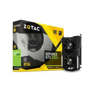 Placa video Zotac , VGA ,GTX 1050 Ti OC ZT-P10510B-10L, 4GB, GDDR5, 128 biti