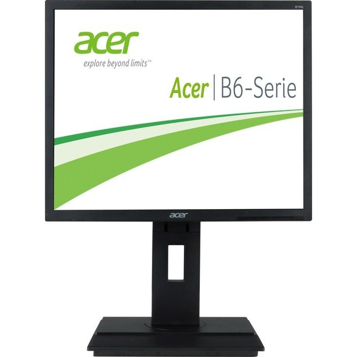 Monitor LED B196L, 5:4, 19 inch, 5ms, gri inchis