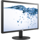 Monitor LED AOC E2280SWN 21.5 inch 5 ms Black