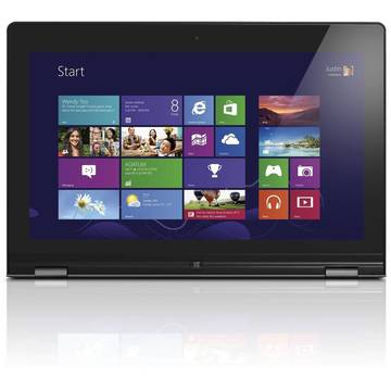 Lenovo Yoga 13 Intel Core i5-3337u 1.8Ghz 4GB DDR3 128GB SSD 13.3 inch HD+ Multitouch Bluetooth Webcam Windows 8