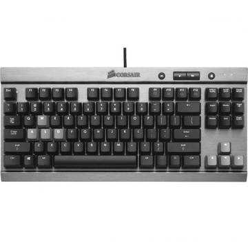 Tastatura Corsair Gaming Vengeance K65, Ten-Keyless, Cherry MX Red, USB