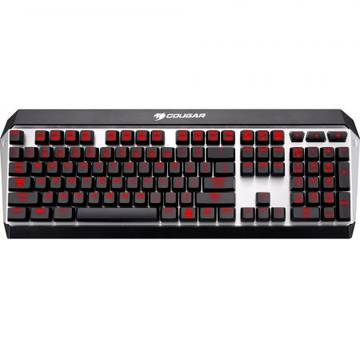 Tastatura Gaming Cougar Attack X3, Blue