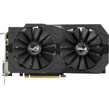 Placa video Asus GF STRIX-GTX1050TI-4G-GAMING, DDR5, 128-bit