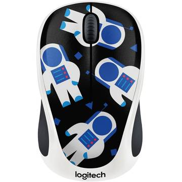 Mouse Logitech M238 (Spaceman) Wireless