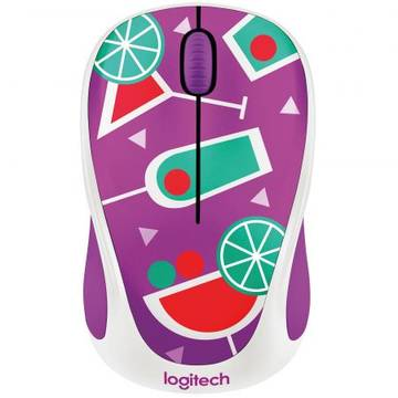 Mouse Logitech Wireless M238 (Cocktail)