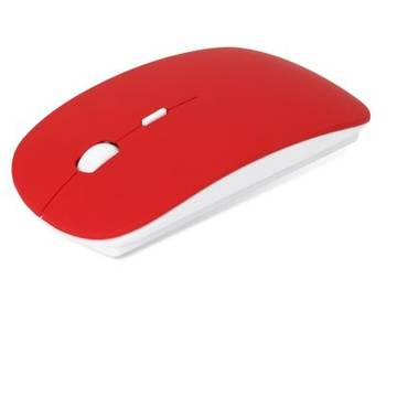 Mouse Omega Wireless OM-446 800-1000 BLUETOOTH RED