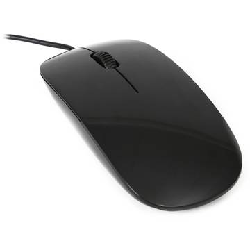 Mouse Omega OM-414 OPTICAL 1000DPI BLACK PEARL