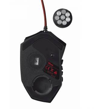 Mouse Trust GXT 166 MMO GAMING LASER