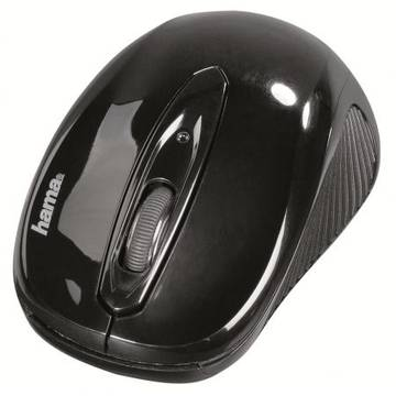 Mouse Hama Wireless  AM-7300, USB, Negru 86537