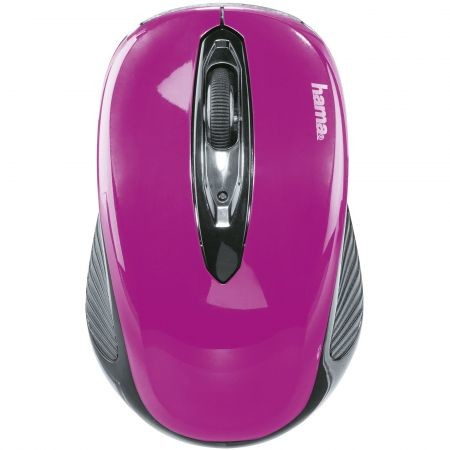 Mouse Wireless AM-7300, USB, Mov 86565