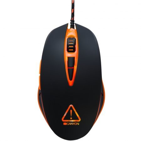 Mouse Gaming CND-SGM4N, LED backlight, Black