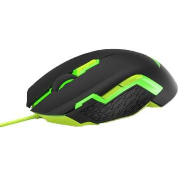 Mouse Newmen N8000 Black Gaming
