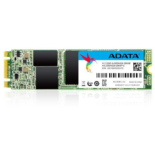 SSD ADATA Ultimate SU800 ASU800NS38-128GT-C,M.2, 2280 3D, 128GB, 560/300MB/s