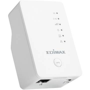 Router wireless Edimax AC750 Extender Wi-Fi, dual band