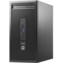 Sistem desktop brand HP EliteDesk 705 G2, procesor AMD A10 3.6GHz, 8 GB RAM, 2 TB HDD, video dedicat, free DOS