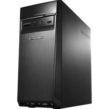 Sistem desktop brand Lenovo IdeaCentre 300, Intel Core i5-6400, 2.7GHz, 8 GB RAM, 1 TB HDD, video dedicat, Free DOS
