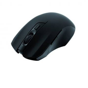 Mouse iBOX optic fara fir, STEEL, negru