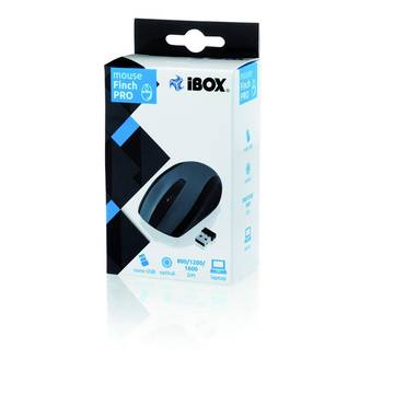 Mouse iBOX FINCH PRO optic fara fir