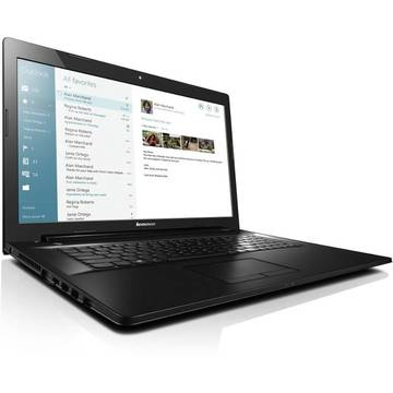 Lenovo G70-80 Intel Core i7-4510U 2 GHz 8GB DDR3 1TB HDD 17.3 inch HD+ Bluetooth Webcam Windows 8.1