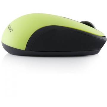 Mouse optic wireless Logic LM-23 Negru/Verde