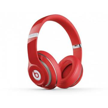 Casti Apple Beats mh7v2zm/a, Studio 2.0, Over-Ear, rosu