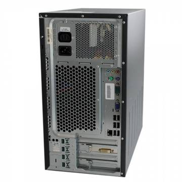 Fujitsu P5731 DUAL-CORE E6600 3.06GHz 2GB DDR3 HDD 250GB DVD Soft Preinstalat Windows 10 Home