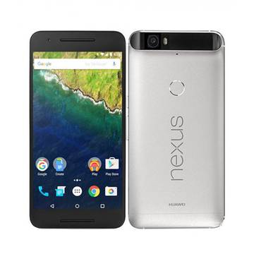 Smartphone Huawei Nexus 6P, 5.7 inch, 32 GB, 4G, Android 6.0, Silver - RESIGILAT