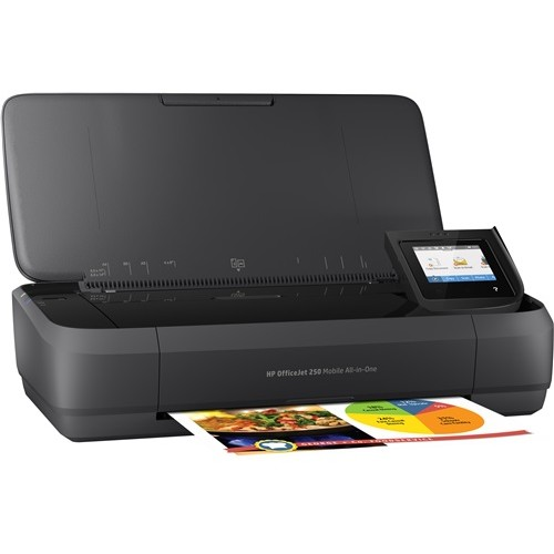 Multifunctionala OFFICEJET 250 MOBIL AIO