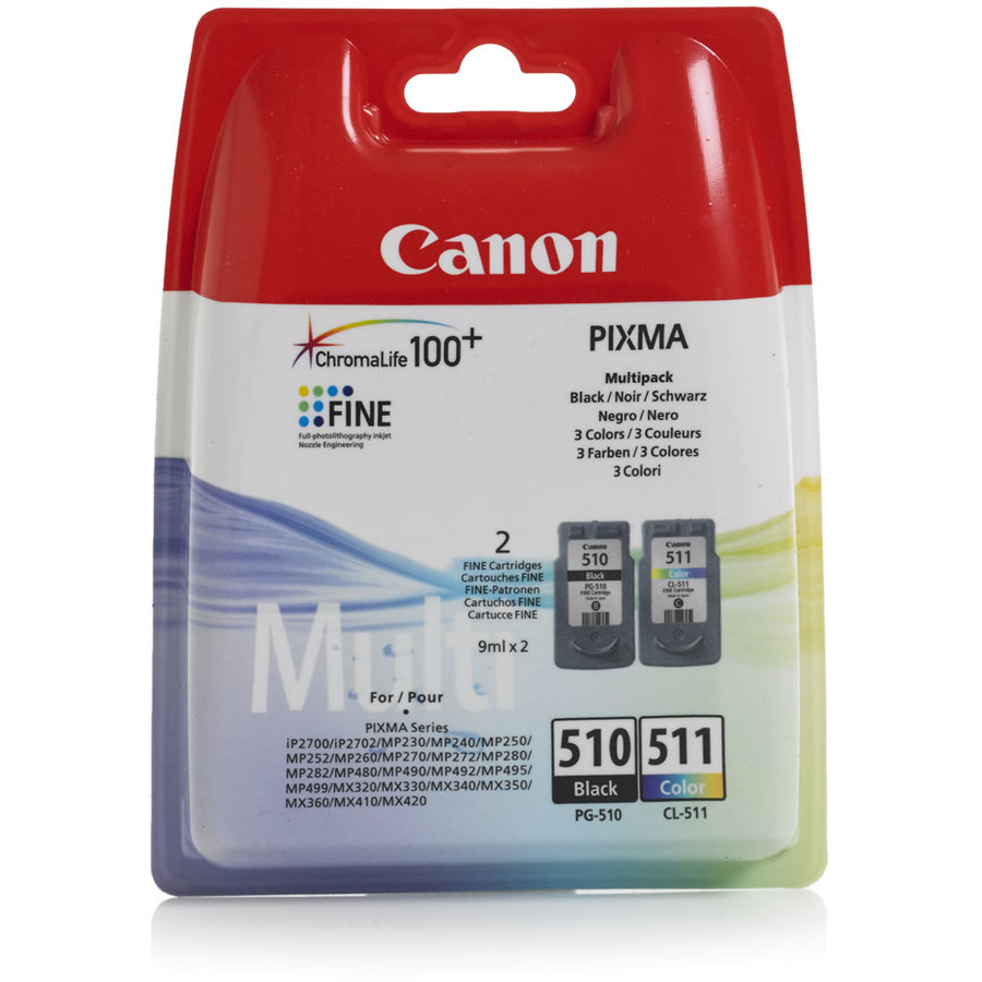 Cartus Canon PG-510 / CL-511 Multi pack