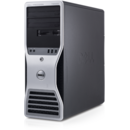 Dell Precision T7500 Xeon Dual Core E5502 1.83Ghz 4GB DDR2 FB DIMM 250GB Sata DVD ATI X1300 256 MB Tower Soft Preinstalat Windows 7 Professional