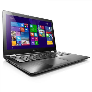Lenovo Yoga 500-15ISK Intel Core i5-6200U 2.3GHz 8GB DDR3 1TB HDD 15.6 inch HD Multitouch Bluetooth Webcam Windows 10
